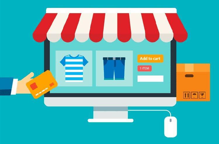 Tiendas online y webs