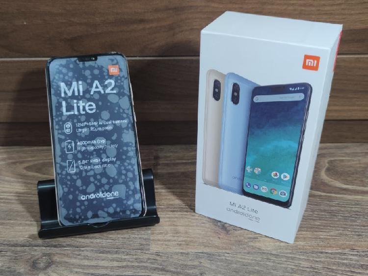 Xiaomi mi a2 lite - redmi 6 pro(versión potente)