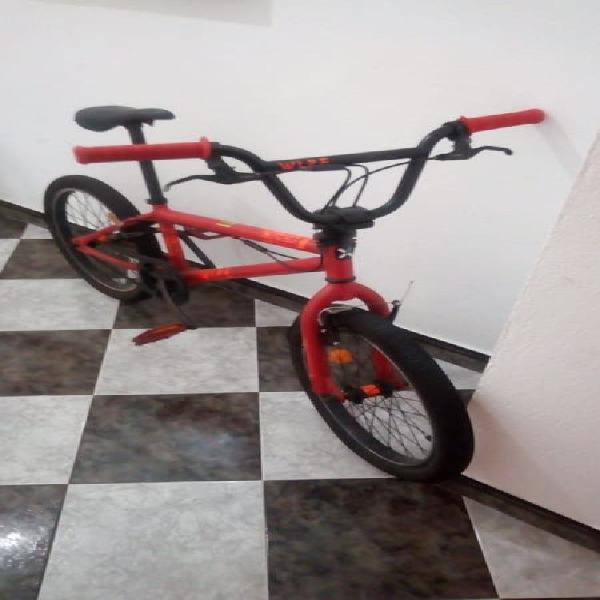 Bicicleta bmx competicion