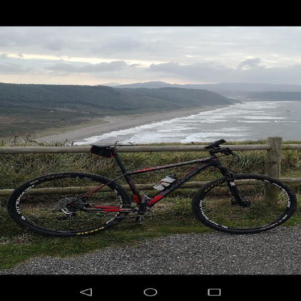 Bicicleta mtb mmr raquish sl 29 er carbono