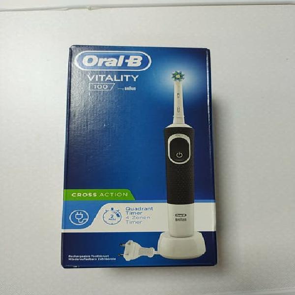 Cepillo dental braun oral b