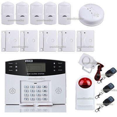 Kit sistema de alarma sin cuotas