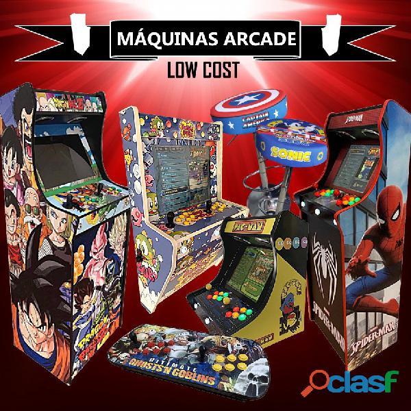 Maquinas recreativas arcade nuevas ofertas