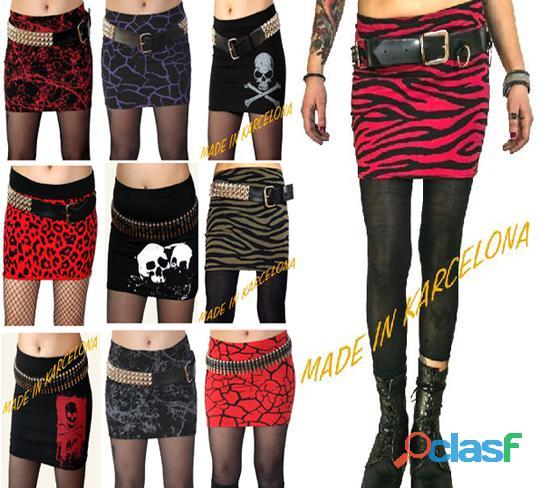 Minifaldas punk   made in karcelona   contra reembolso