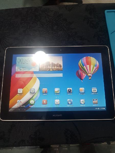 Tablet huawei media pad 10.1 pulgadas con sim libr