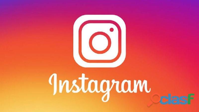 Vendemos cuentas de instagram