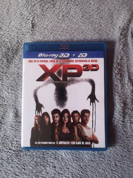 Xp 3d bluray como nuevo perfecto estado