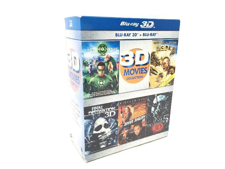 3d movies collection 5 bluray version italiano en español