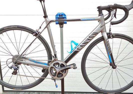 Bicicleta canyon endurace cf 9.0