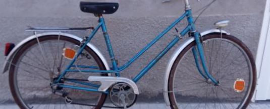 Bicicleta elite t52