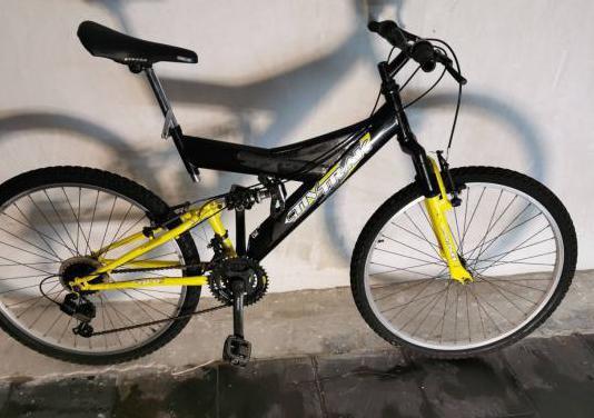Bicicleta mountain bike activtrak bici