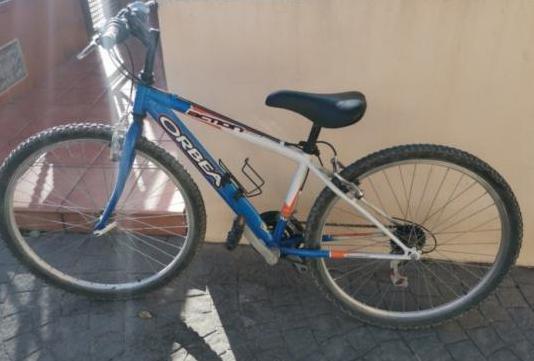 Bicicleta orbea (talla s)