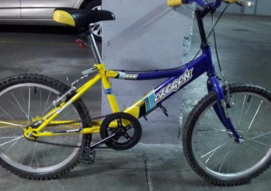 Bicicleta niño marca bh - modelo oregon.
