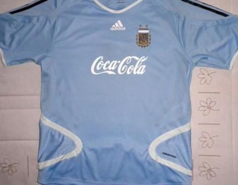 Camiseta ayala argentina adidas formotion