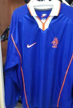 Camiseta futbol seleccion de holanda