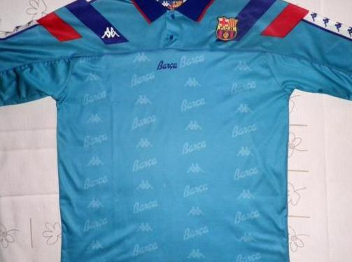 Camiseta kappa fc barcelona