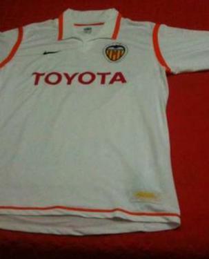Camiseta Valencia 2007/2008