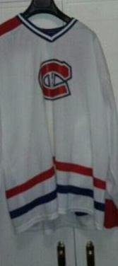 Camiseta de algodón Montreal Canadiens NHL