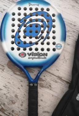 Dos raquetas padel
