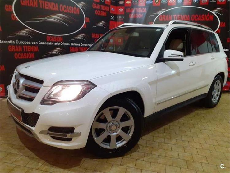 Mercedes-benz clase glk 2014 diesel 143cv