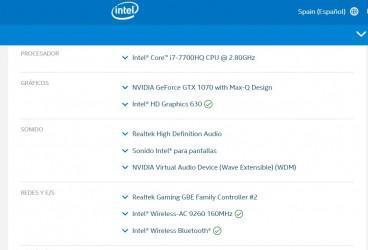 Ordenador portátil: gigabyte aero 15x