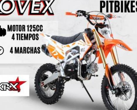 Pitbikes 125cc y 90cc - motos de cross