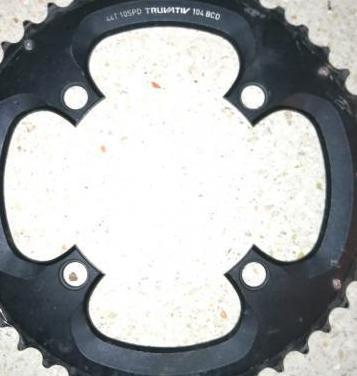 Platos bicicleta 10 velocidades