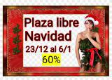 PLAZA DISPONIBLE 60POR CIENTO