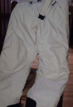 Pantalon de esqui y chaqueta termica (M)
