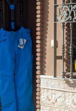 Pantalon de esqui y chaqueta termica nuevos (XL)