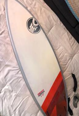 Tabla surf/kite cabrinha
