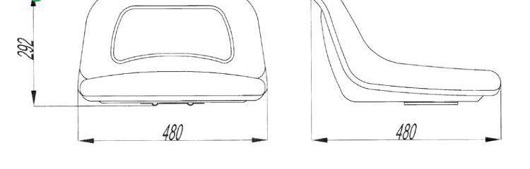 Venta de asientos pascuali - replica en ourense