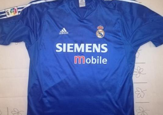 Zidane camiseta Real Madrid