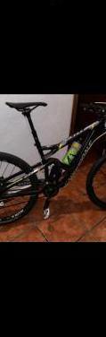 Bicicleta cannondale jekyll