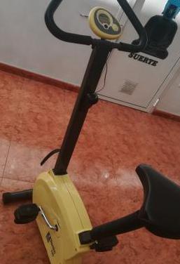 Bicicleta estatica,y cinta por inpçulso