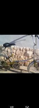 Bicicleta plegable gil
