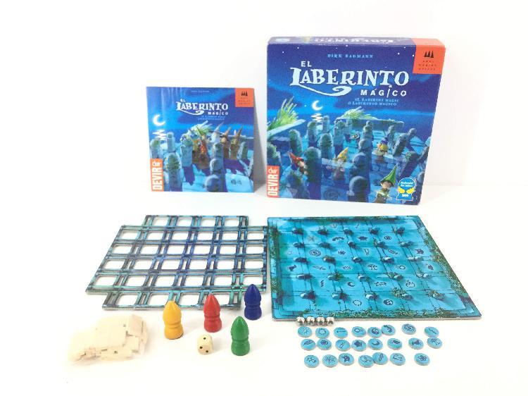 Juegos de mesa devir el laberinto magico
