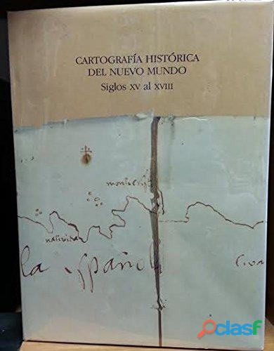 Libro cartografía