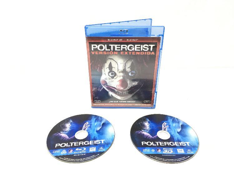 Poltergeist version extendida 3d