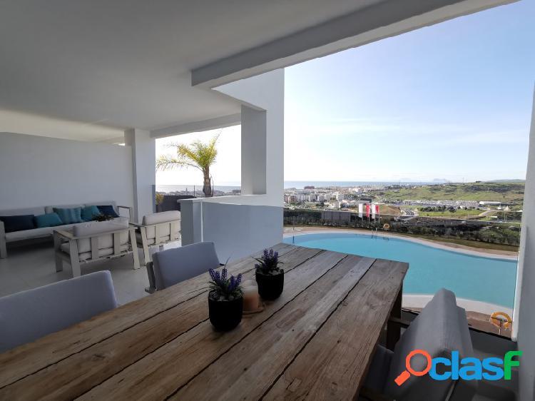 Fabuloso apartamento con vistas directas al mar
