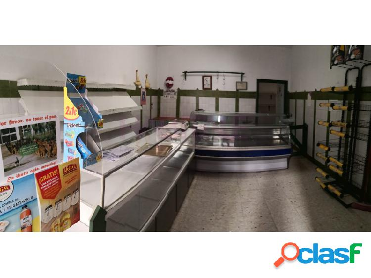 Local comercial en azeta, portugalete, en venta o alquiler.