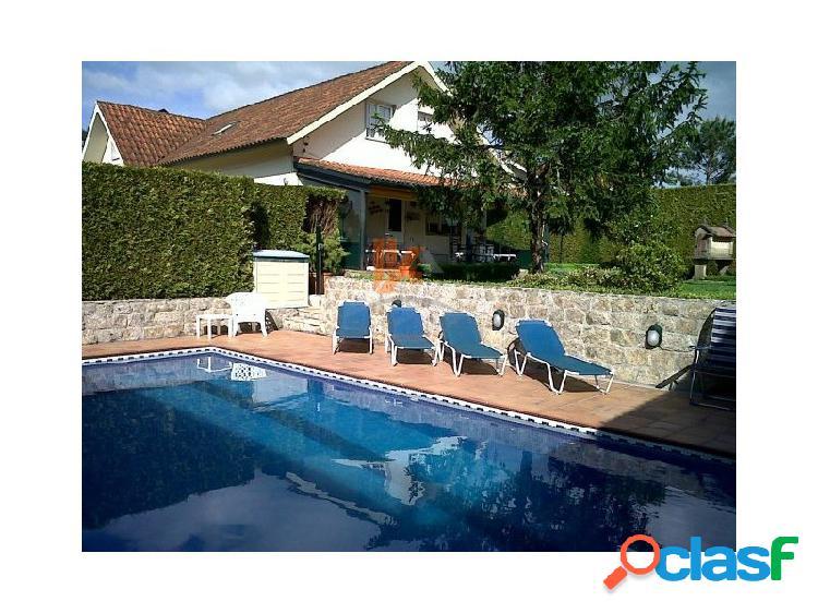 Chalet individual con piscina en bugallido