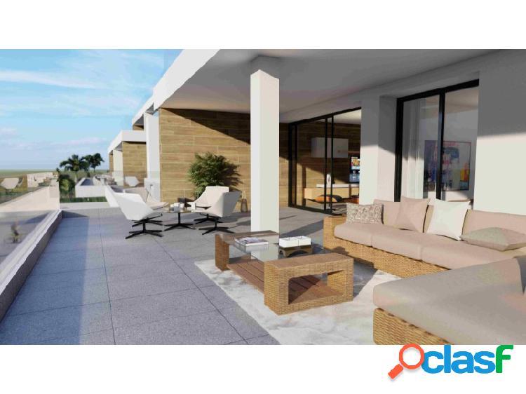 Apartamento de lujo con grandes terrazas y vistas increíbles