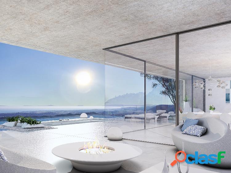 Villa de obra nueva en venta en sierra blanca, marbella, málaga