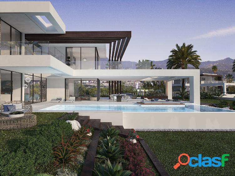 Villas de Obra Nueva en Venta The new Golden Mile, Estepona, Malaga 3
