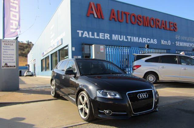 Audi a3 2012 s-line