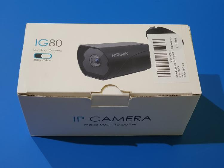 Camara ip vigilancia wifi exterior interior