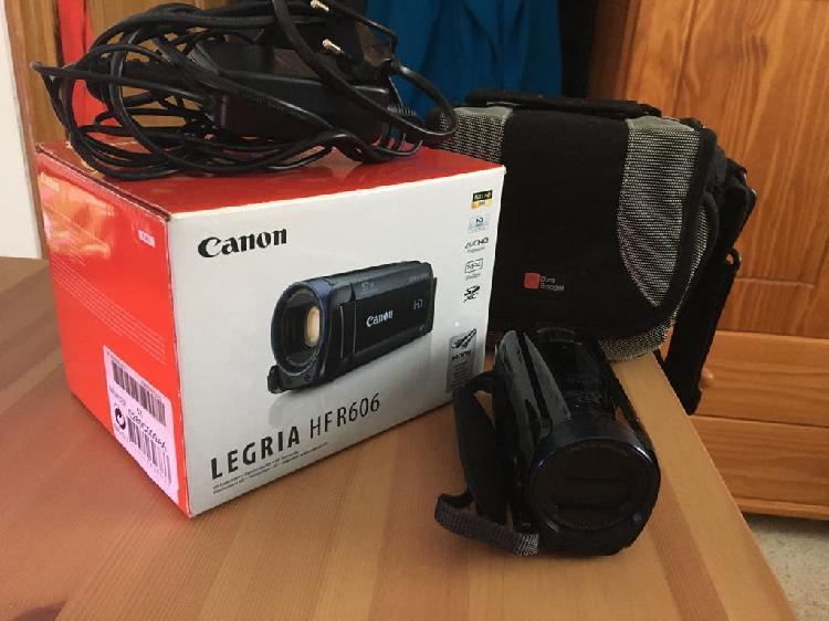Canon legria hf r606 fhd