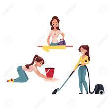 Chica española, responsable. limpiezas de calidad