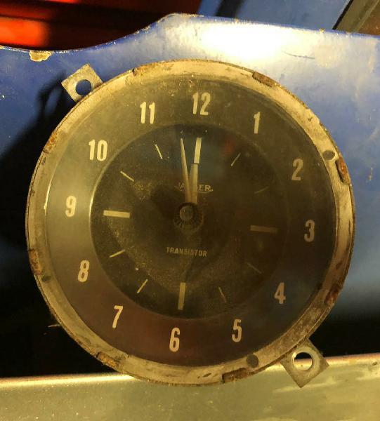 Chrysler 180-reloj horario salpicadero